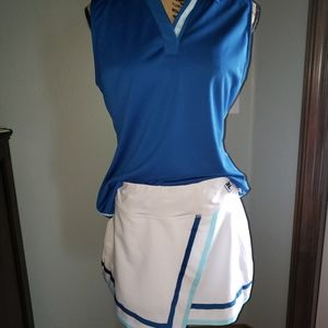 Fila golf/tennis outfit